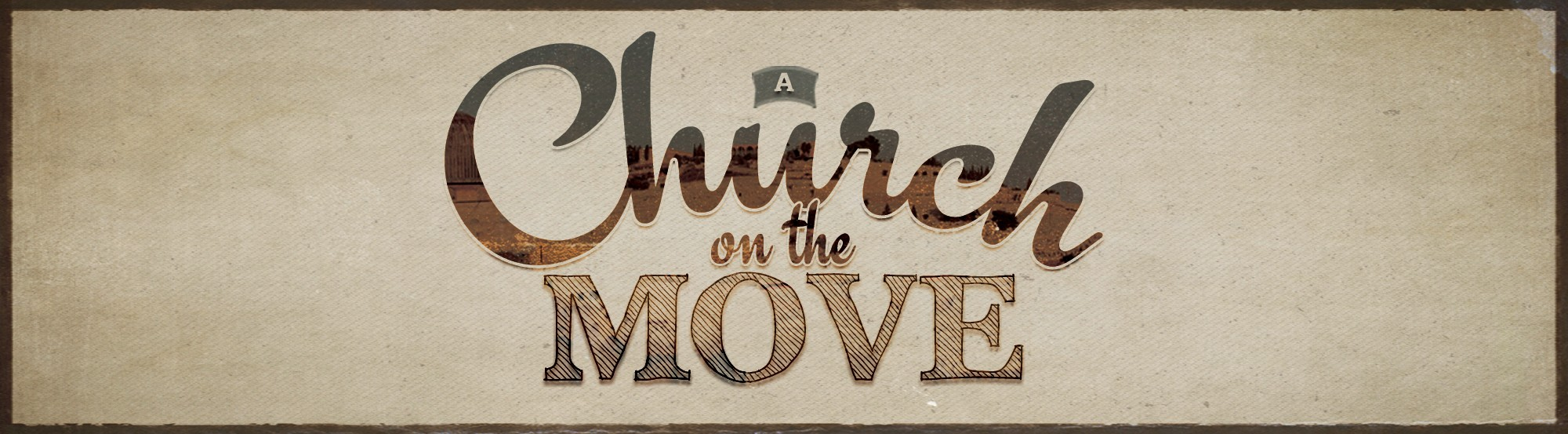 A Church on the Move sermon main