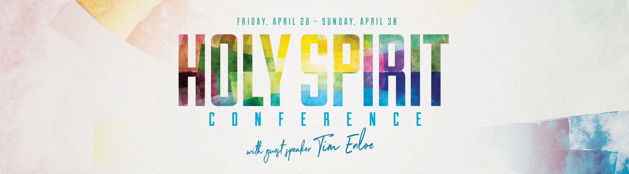 Holy Spirit Conference main